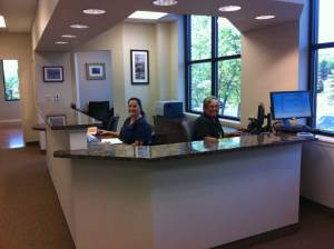 Helpful Front Desk Staff